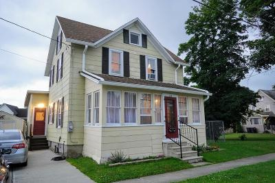 Athens Single Family Home For Sale: 112 E Vanderbilt St