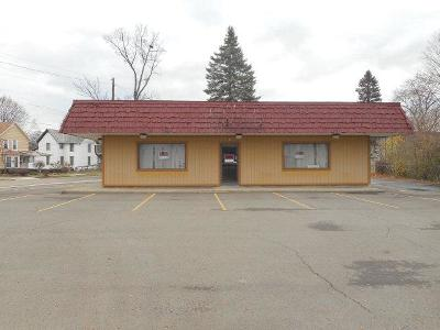 Sayre Commercial For Sale: 401 S. Keystone Ave.
