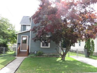 Sayre Single Family Home For Sale: 209 Olive Street