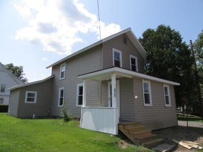 Wyalusing Single Family Home For Sale: 101 Marsh Street