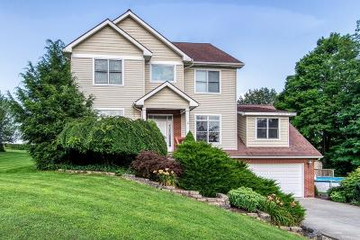 Athens Single Family Home For Sale: 217 Hickory Drive