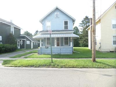 Athens Single Family Home For Sale: 218 Willow Street