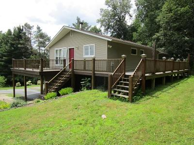 Mansfield Single Family Home For Sale: 7 Barnes Drive