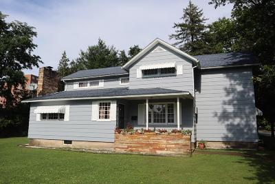 Mansfield PA Single Family Home For Sale: $130,000