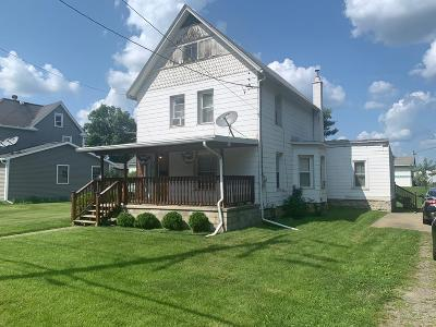 Athens Single Family Home For Sale: 108 N. Elmira St.