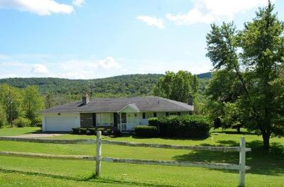Athens Single Family Home For Sale: 1348 Cotton Hollow Rd
