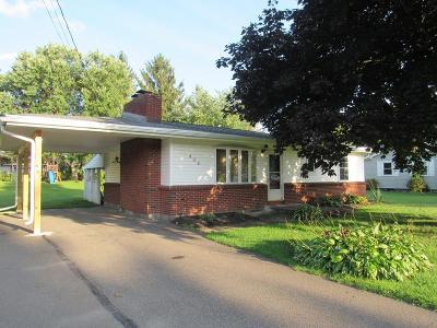 Waverly Single Family Home For Sale: 406 Morningside Dr