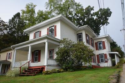 Towanda Multi Family Home For Sale: 600 3rd Street