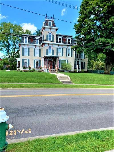 Waverly Single Family Home For Sale: 31 Ithaca Street