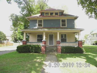 Athens Single Family Home For Sale: 12 Edward