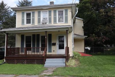 Athens Single Family Home For Sale: 105 Maple Street