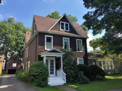 Waverly Single Family Home For Sale: 438 Park Ave