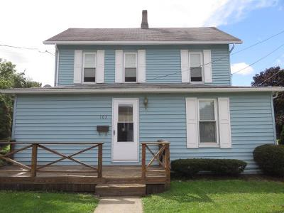 Athens Single Family Home For Sale: 103 Short Street