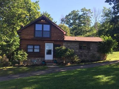 Wysox Single Family Home For Sale: 732 Red Rock Rd