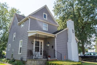 Sayre PA Single Family Home For Sale: $104,900