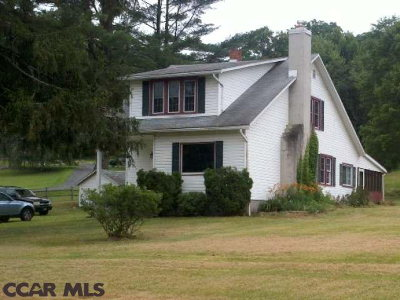 Single Family Home Closed: 3199 New Lancaster Valley Road