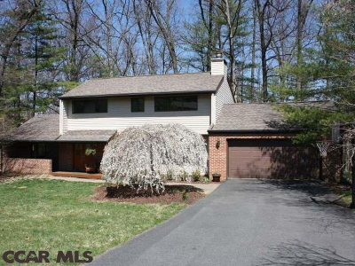 Single Family Home Sold: 40 High Meadow Lane N