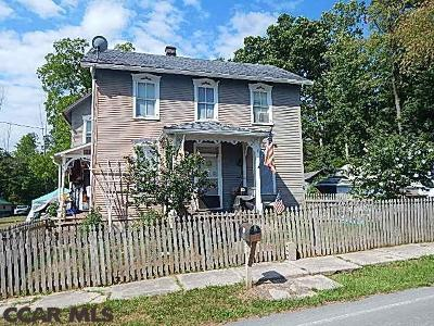 Single Family Home Sold: 237 Madisonburg Pike