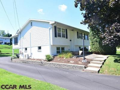 Single Family Home For Sale: 1236 Zion Road