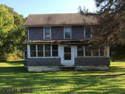 Single Family Home For Sale: 179 Pancake Road