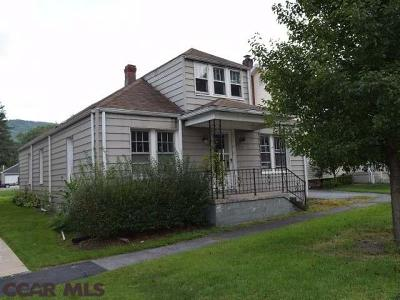 Single Family Home For Sale: 207 Water Street
