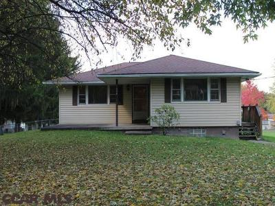 Single Family Home For Sale: 1624 Princeton Road