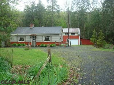 Single Family Home For Sale: 3780 New Lancaster Valley Road