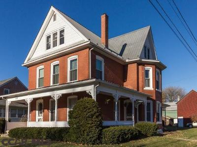 Centre Hall Single Family Home For Sale: 236 Hoffer Avenue S