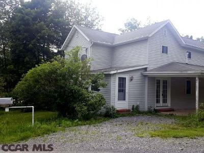 Single Family Home For Sale: 87 Hilltop Road