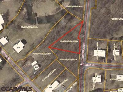 Residential Lots & Land For Sale: On Houserville Road