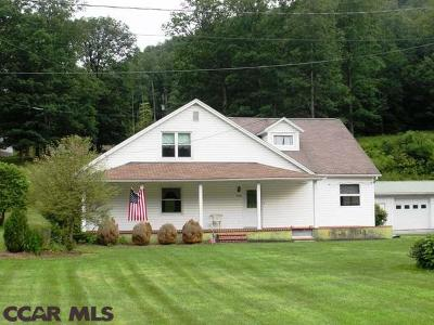 Single Family Home For Sale: 704 Creek Side Road