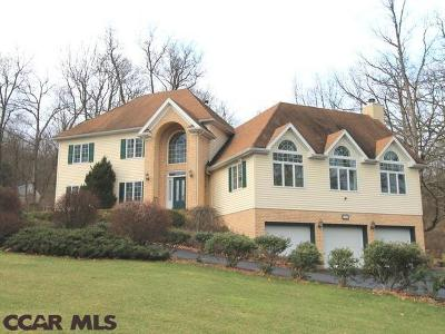Centre Hall Single Family Home For Sale: 130 Laurel Meadow Lane
