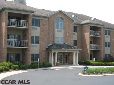 State College Condo/Townhouse For Sale: 305 Village Heights Drive #125