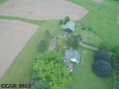 Bellefonte Farm For Sale: 169 Linger Hill Lane