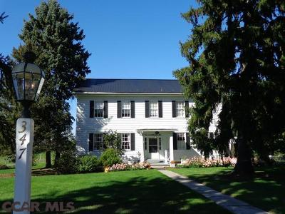 Single Family Home For Sale: 347 Pine Grove Road W