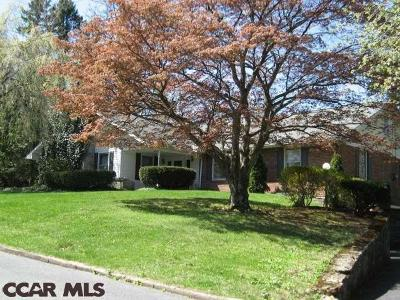 State College Single Family Home Active W/Contingencies: 233 Elm Street