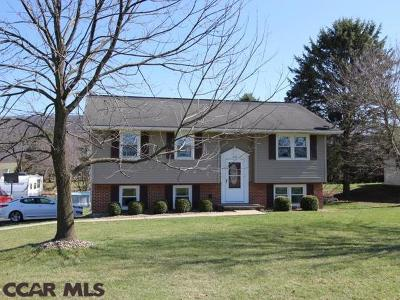 Single Family Home For Sale: 670 Nittany Valley Drive