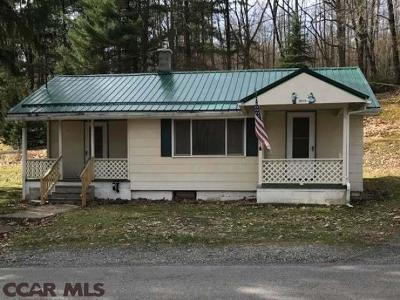 Single Family Home For Sale: 3619 Old Erie Pike