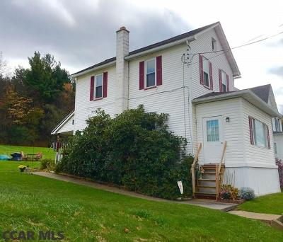 Single Family Home For Sale: 366 Main Street