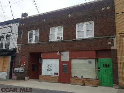 Centre County Commercial For Sale: 110 Pine Street E