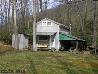 Beech Creek PA Single Family Home For Sale: $49,900