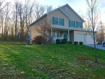 Single Family Home For Sale: 25 Silver Maple Lane