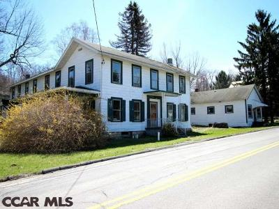 Snow Shoe PA Multi Family Home For Sale: $16,900