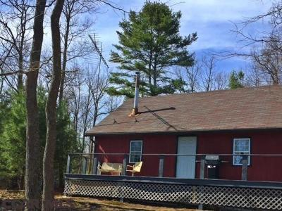 Single Family Home For Sale: On Treaster Valley Road