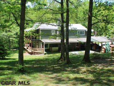 Single Family Home For Sale: 1288 Egypt Hollow Road