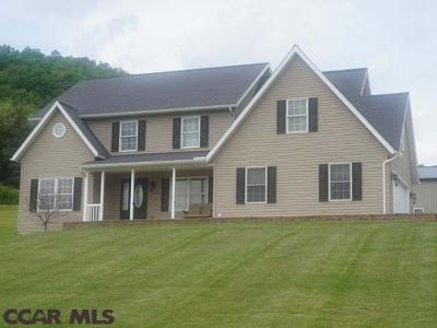 Bellefonte Single Family Home For Sale: 121 Summer Mac Road