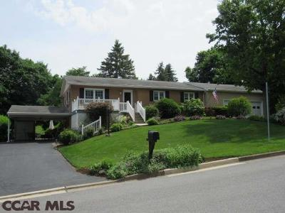 State College Single Family Home For Sale: 122 Marylyn Avenue E