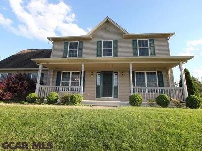 Bellefonte Single Family Home For Sale: 174 Jefferson Circle