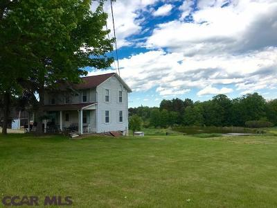 Single Family Home For Sale: 348 Turkey Hill Road