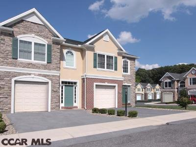 State College PA Condo/Townhouse For Sale: $309,900